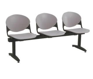Three-Person Beam Seating, W60463
