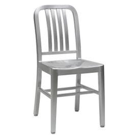 Aluminum Cafe Chair, K10070