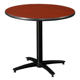 "42"" Round Table Arched Base, D45197"