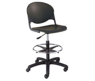 Polypropylene Drafting Stool, D50014