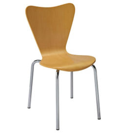 Bent Wood Cafe Chair, K10098