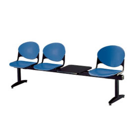 3 Person Beam Seat with Table, W60550