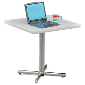 "Round Breakroom Table - 30""DIA, T10188"