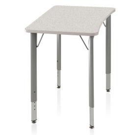 Adjustable Height Laminate Top Desk, J10112