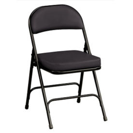 "2"" Seat Fabric Folding Chair, C50155"