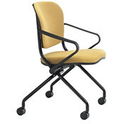 Fabric Nesting Chair, C70351