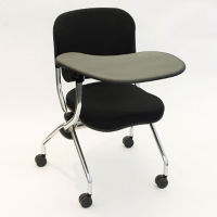 Fabric Nesting Chair with Right Tablet Arm, C70353