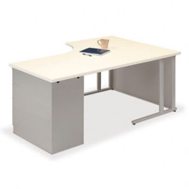 Instructor Desk with Right Return, J10025