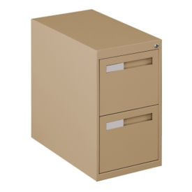 Letter Size Two Drawer Vertical File, L40711