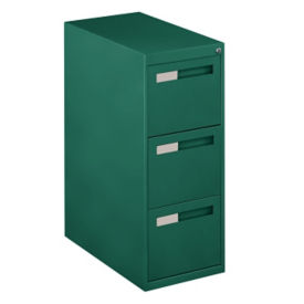Letter Size Three Drawer Vertical File, L40712