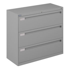 "Three Drawer Lateral File - 42""W, L40724"