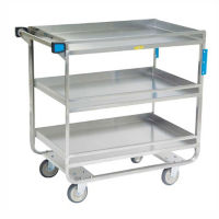 "Utility Cart with Rails 33"" x 21"", B34445"