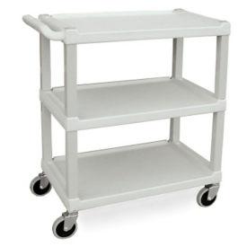 Polyethylene Cart 300 lb Capacity, B34457