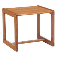 Wood Freestanding End Table, W60278