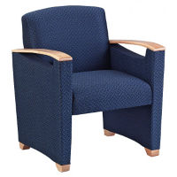Fabric Guest Chair, W60293