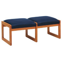 Fabric 2 Seat Bench, W60276