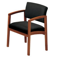 Fabric Guest Chair, W60517