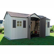 Outdoor Shed 8x15 Ft, F10262