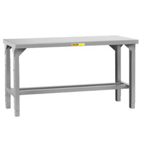 "Adjustable Height Workbench Table - 48""W x 24""D, A11216"