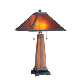 "Table Lamp 27""H, V21119"