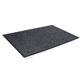 "Heavy Duty Scraper Floor Mat 4'3"" Wide 6'3"" Long, W60885"
