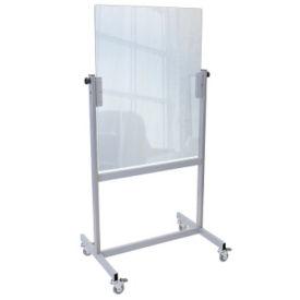 """Mobile Glass Board - 35""""W x 68""""H, B20028"""