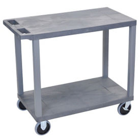 Two Shelf Heavy Duty Cart, B34693