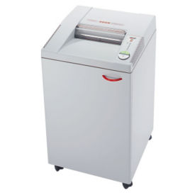 Level 4 Cross Cut Paper Shredder - 32 Gallon, V21416