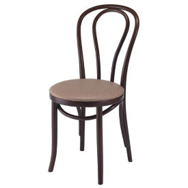 Bentwood Hairpin Chair with Vinyl Seat, K00090