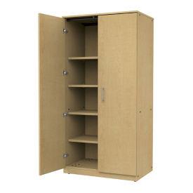 "Mobile Storage Cabinet - 36""W x 24""D, B30635"