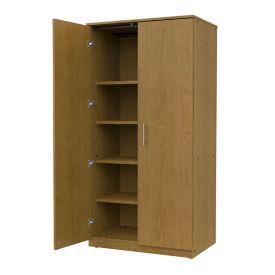 "Mobile Storage Cabinet - 36""W x 30""D, B30636"