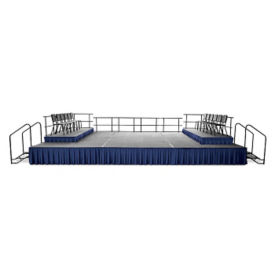 Portable Stage - 24 ft x 24 ft, P60348