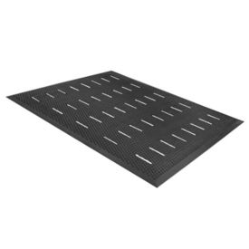 "Free Flow Anti-Fatigue Drain Mat 36"" x 48"", W60175"