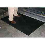 "Triple Flex Antimicrobial Scrape Mat 36""W x 60""D, W60571"