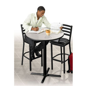 Bar Height Table & Two Stools, D45187