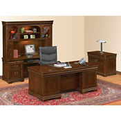 Executive Desk Grouping, D35152