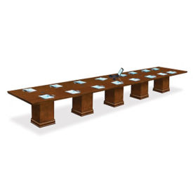 Rectangular Conference Table - 20', C90071