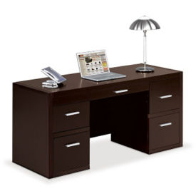 Contemporary Office Credenza, D35293