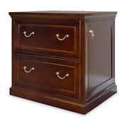 "Two Drawer Lateral File - 32"" W, L40729"