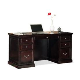 """Executive Computer Desk - 24"""" x 61"""", D30165"""