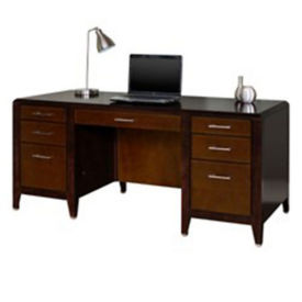 Lancaster Collection Executive Desk, D35350