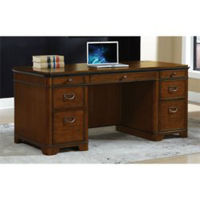 Kensington Executive Desk, D35375