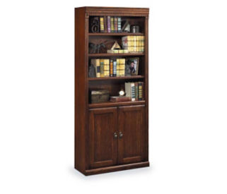 "72"" Doored Bookcase, B30391"