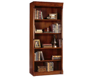 Traditional Bookcase 5 Shelves, D35097