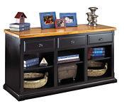 Open Storage Credenza, D35048