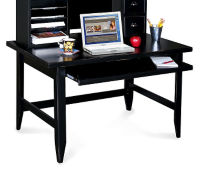"Compact Table Desk - 28.5"" D x 48"" W, D35070"