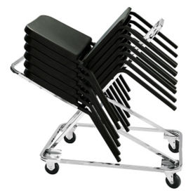 Music Room Stack Chair Dolly, V21605