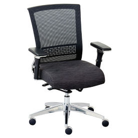 Array Fabric Seat Mesh Back Ergonomic Chair, C80023