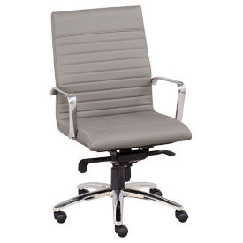 Faux Leather Conference Chair, C90373