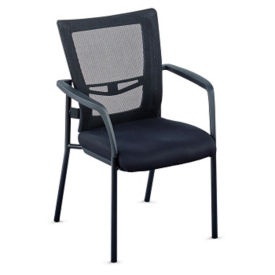 Perspective Mesh Back Guest Chair, C50056